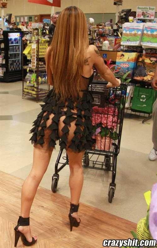 sexy Leute von Walmart