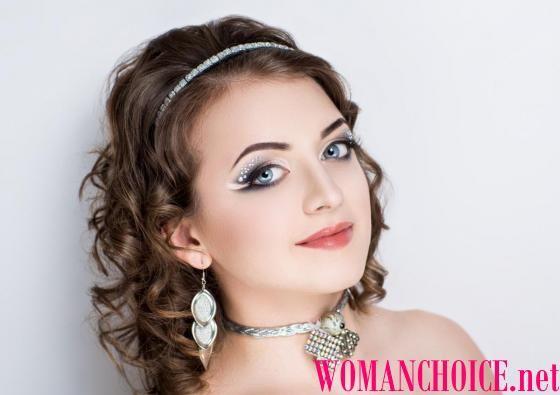 Вечерний макияж глаз - 173 фото