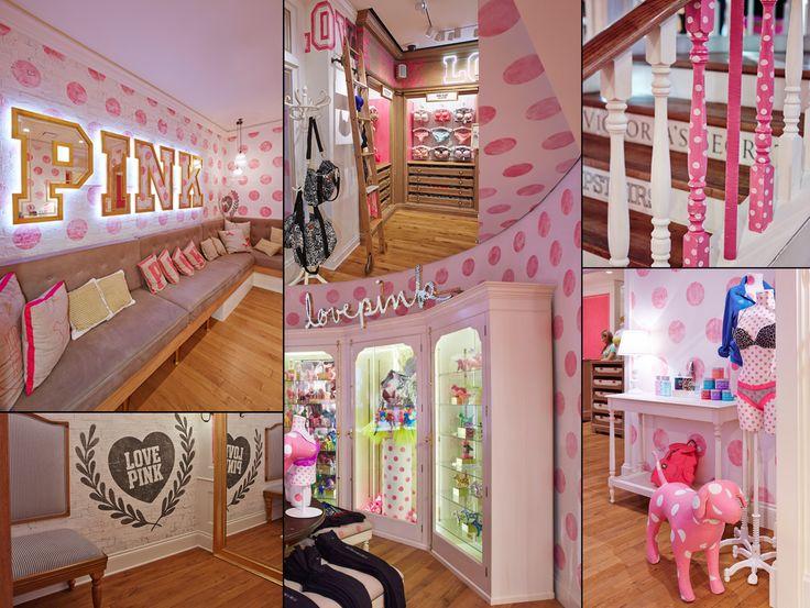 Delightful FormRoom For Victoriau0027s Secret   Bond Street Store   #VictoriasSecret  #Retail #Interiors #StoreDesign #VM   VICTORIAu0027S SECRET   Pinterest    Retail Interior ...