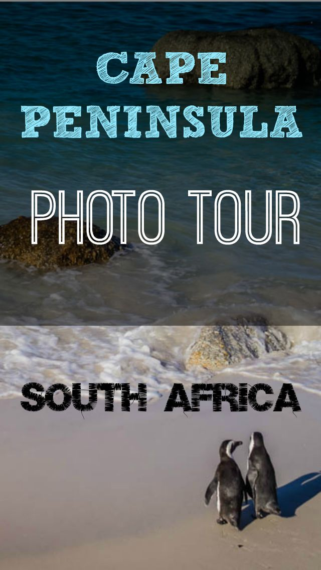 Explore The Cape Peninsula Photo Tour in South Africa.