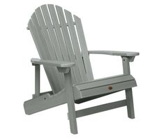 highwood KING Hamilton Folding & Reclining Adirondack Chair