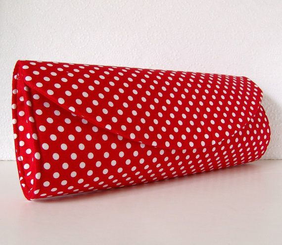 https://www.etsy.com/listing/113906490/red-and-white-rockabilly-polka-dot @VintageMinx