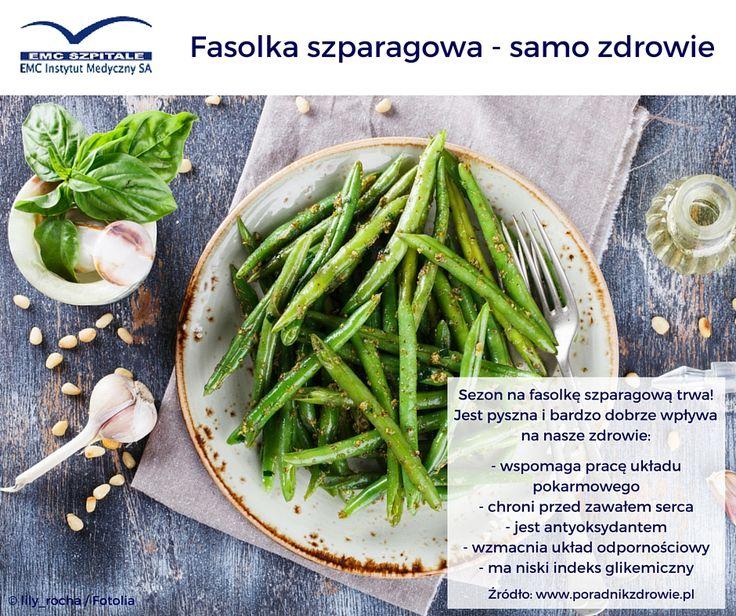 pyszna i zdrowa fasolka szparagowa #fasolka #emc #emcszpitale