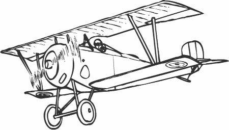 aviones antiguos dibujos - Buscar con Google