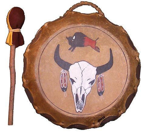 27 Best Drum-American Indian Images On Pinterest