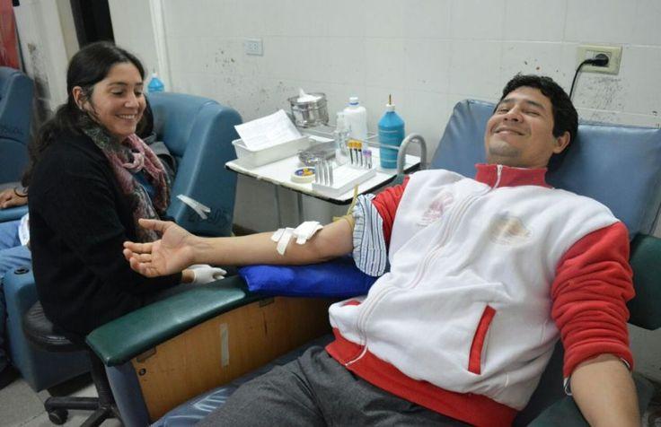 #La importancia de la donación voluntaria de sangre - Diario Chaco: Diario Chaco La importancia de la donación voluntaria de sangre Diario…