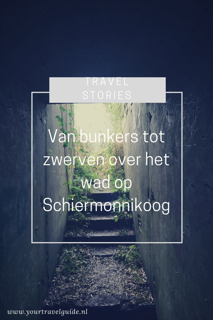 Hoe vaak ik inmiddels op Schiermonnikoog ben geweest, ik ontdek steeds nieuwe dingen. Laat je meenemen in de verhalen van de eilanders over bunkers en het wad.