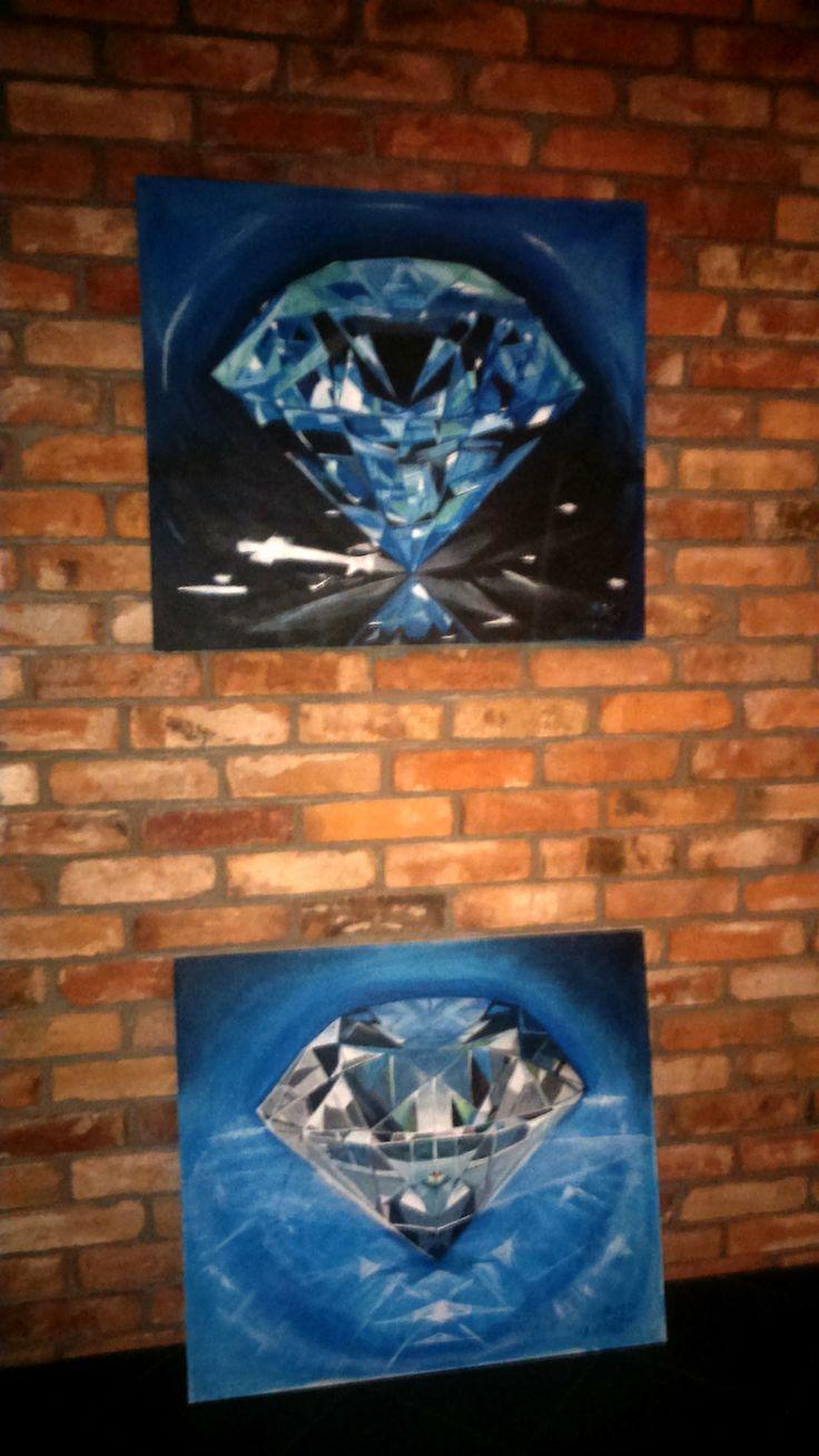DIAMENT My <3 S.K. Acryl