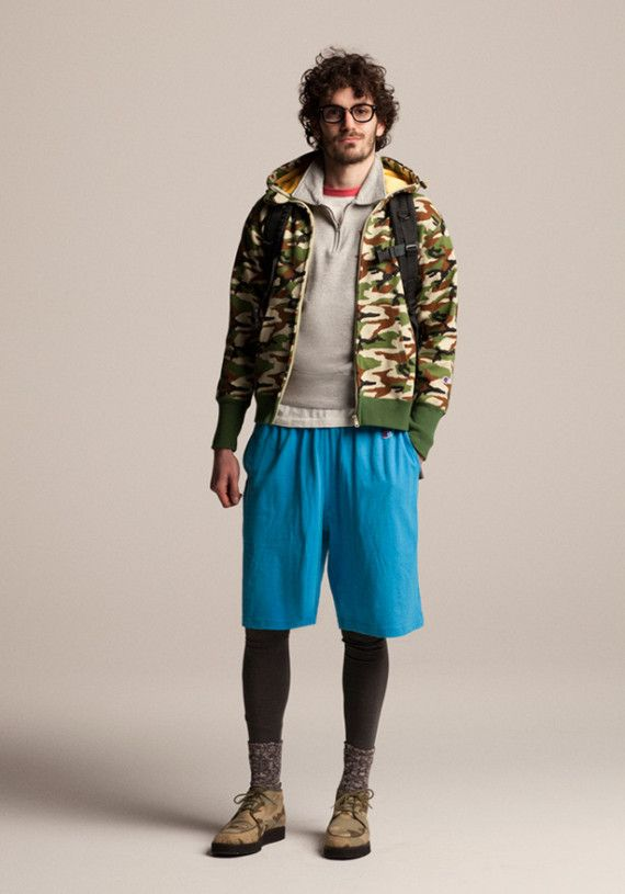 Champion Japan – Spring/Summer 2013 Collection