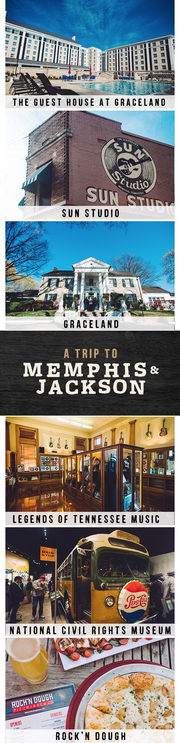 We invited photographer Zoe Rain into town to experience the best of Memphis and Jackson. Check out her trip recap as you plan your own adventure Made in Tennessee.
