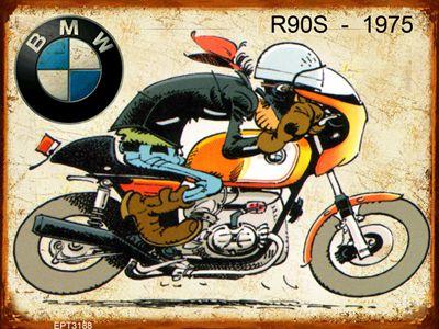 Joe Bar Team - BMW