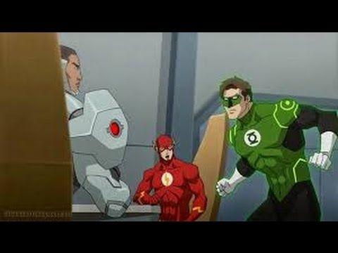 Justice League: Throne of Atlantis New Cartoon Movies 2015