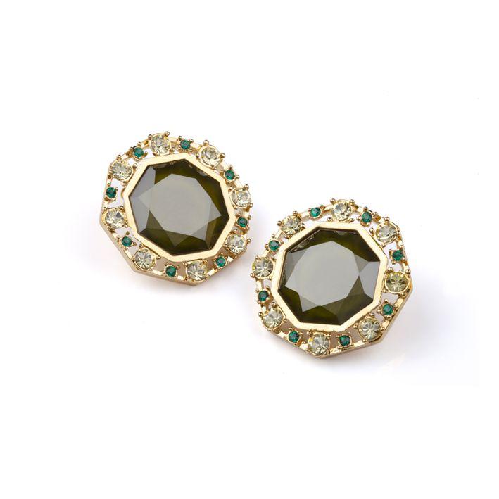 Lolu Rhoda Octarine Earrings