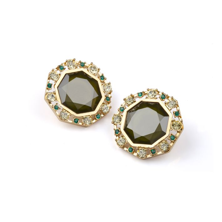 Lolu Rhoda Octarine Earrings