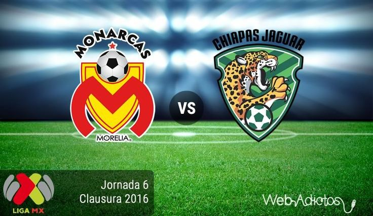Morelia vs Jaguares, Partido pendiente del C2016 ¡En vivo por internet! - https://webadictos.com/2016/03/26/morelia-vs-jaguares-clausura-2016/?utm_source=PN&utm_medium=Pinterest&utm_campaign=PN%2Bposts
