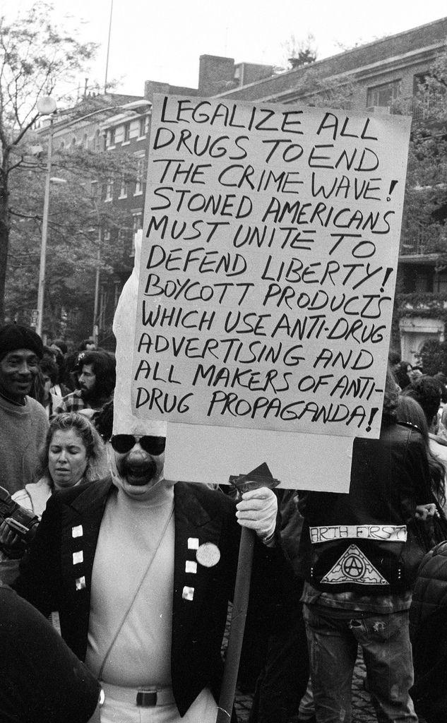 Pot Parade NYC 1990 http://ift.tt/2gVCti8