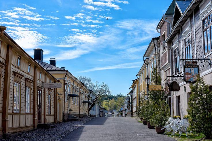 Idyllic - Idyllic Naantali, old town parts. Finland.