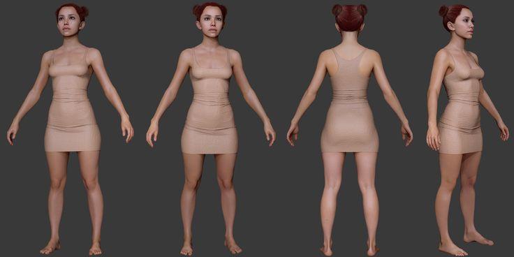 Gumroad Red Hair Girl 'Basemesh' :: CGPeers Beta 2 Build 723423 32bit