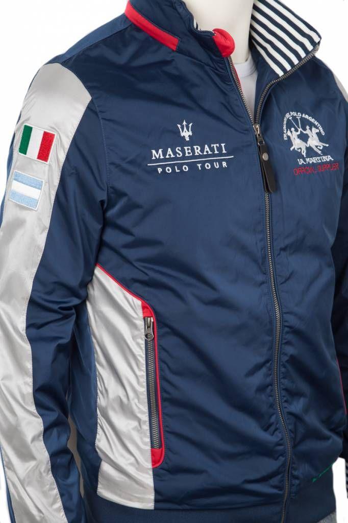fccb92cef Maserati Jacket