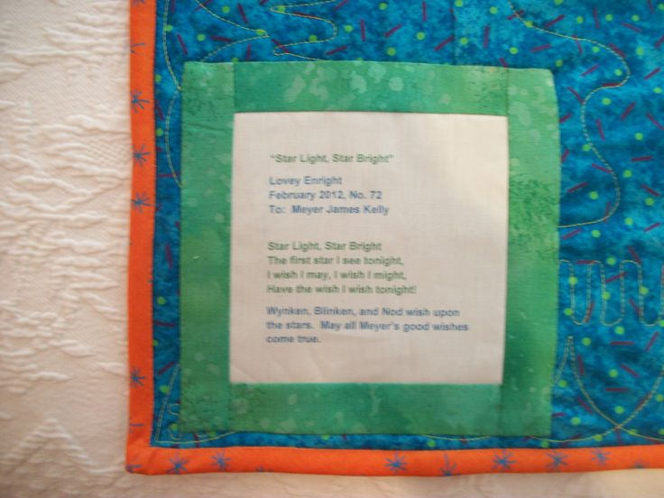 29 best quilt labels images on Pinterest | Quilt labels, Quilting ... : graduation quilts ideas - Adamdwight.com