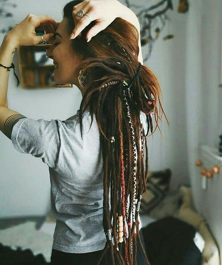 Boho Hippie Locs Styles