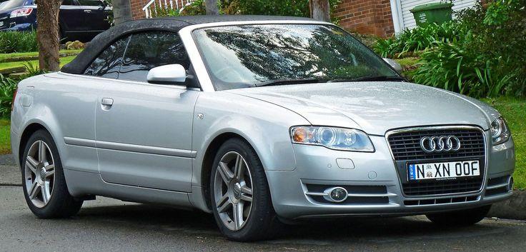 2006-2009 Audi A4 (8HE) 3.2 FSI convertible (2011-06-15) 01 - Audi A4 - Wikipedia