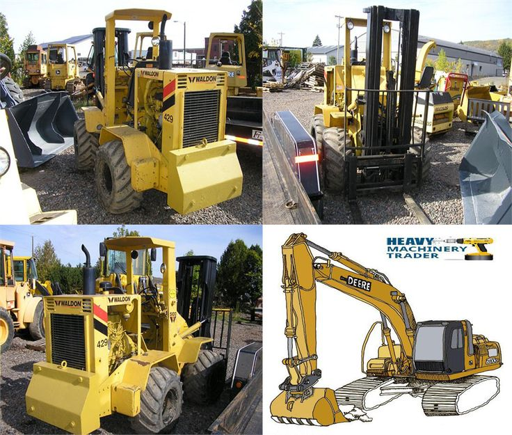 This Used 1994 #Waldon 5100 #Forklift available for sale by our trustworthy dealer in MN, USA at very comfortable price range. The Waldon 5100 Forklift The machine looks very clean and good condition. The forklift is very popular machinery to use for moving and shifting material in big industries. If you interested to know about this forklift, then get free price quotes and more details at: http://goo.gl/Vg6Eoc