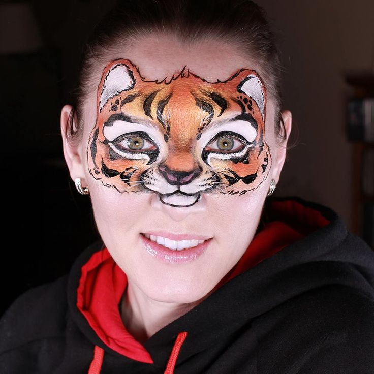 54 best Face Painting - Zoo Animals images on Pinterest ...