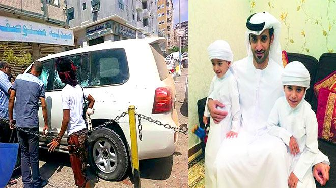 الإمارات تطالب اليمن بتسليم وزير الشباب والرياضة أكد لـ الأيام أمس مصدر اغتيال الإمارات عدن القوات الإماراتية Www Alayyam Info Hats Hard Hat Fashion