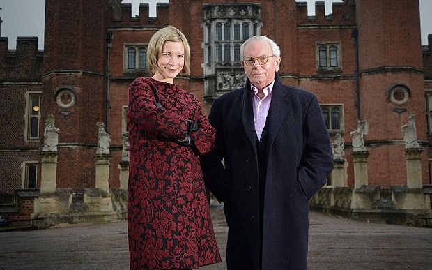 """""""David Starkey and Lucy Worsley bury the hatchet,"""" The Telegraph (8 December 2014). Lucy Worsley and David Starkey to present BBC history programme together after ending five-year feud."""