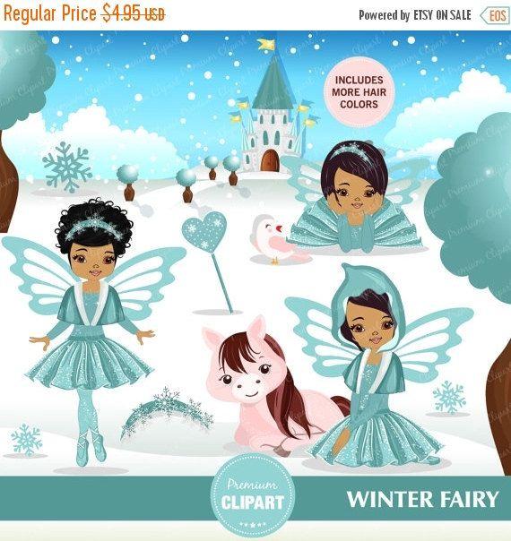 The 25 best fairy clipart ideas on pinterest fairy silhouette fairy clipart winter fairy winter clipart girl clipart fairy african american horse clipart commercial use ca322 voltagebd Choice Image