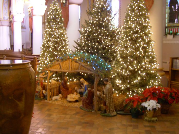 168 Best ♦Churches At Christmas♦ Images On Pinterest