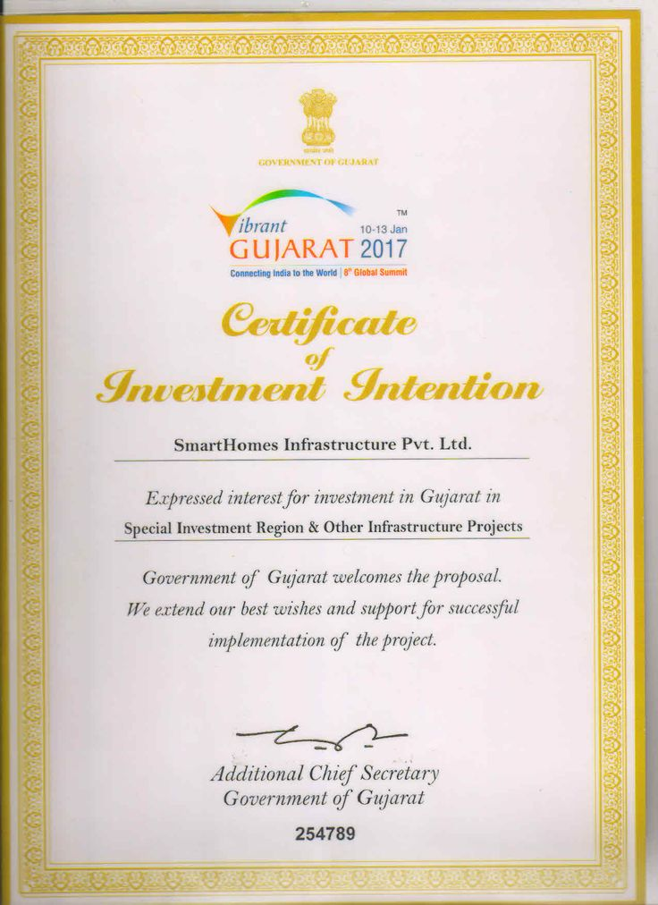 Extremely happy to share, during recent #VibrantGujarat  Summit, our company #SmartHomesInfrastructure has signed MOU with #GujaratGovernment for development in #Dholera.
