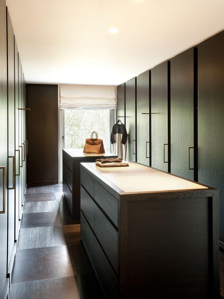 Obumex   Interior   Walk-in Closet   Spacious   Modern   Dressing   Design