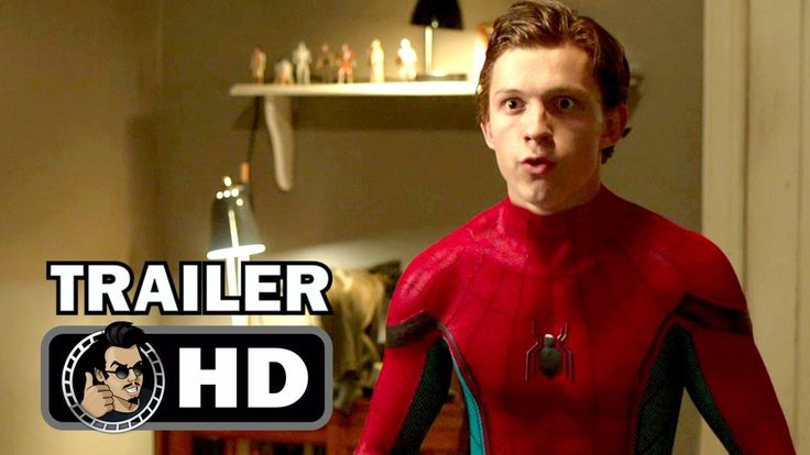 """SPIDER-MAN: HOMECOMING """"You're The Spider-Man"""" Trailer (2017) Tom Hollan..."""
