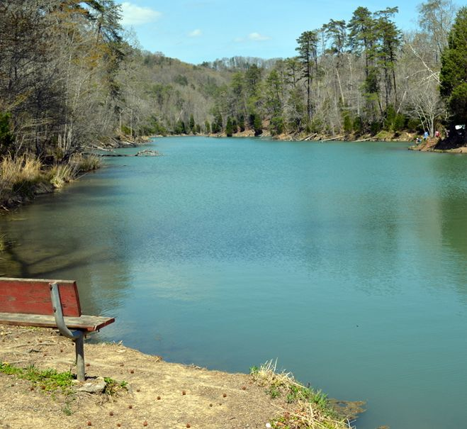 17 best images about state parks on pinterest hiking for Fishing lakes in tennessee