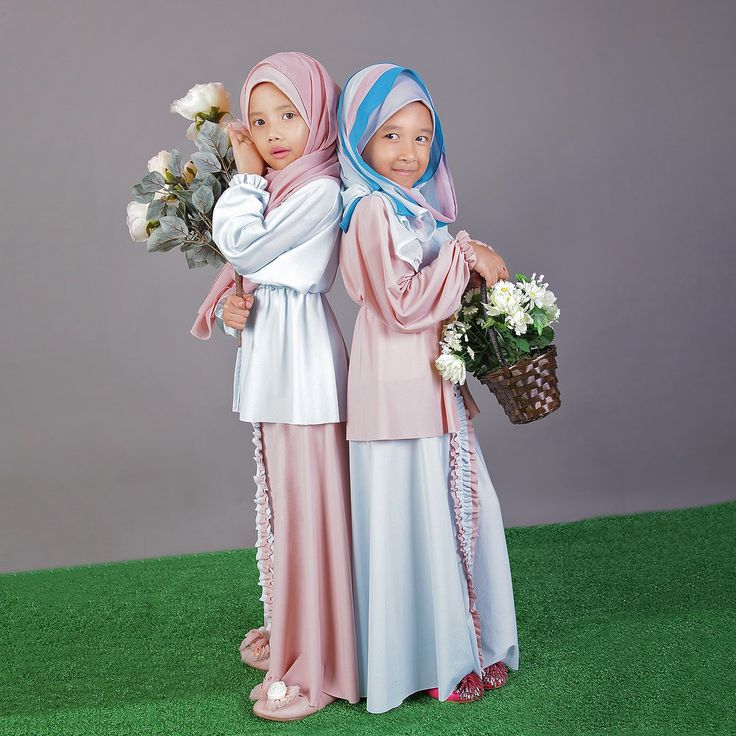 KidsMii: The Art of Simple Hijab - KidsMii
