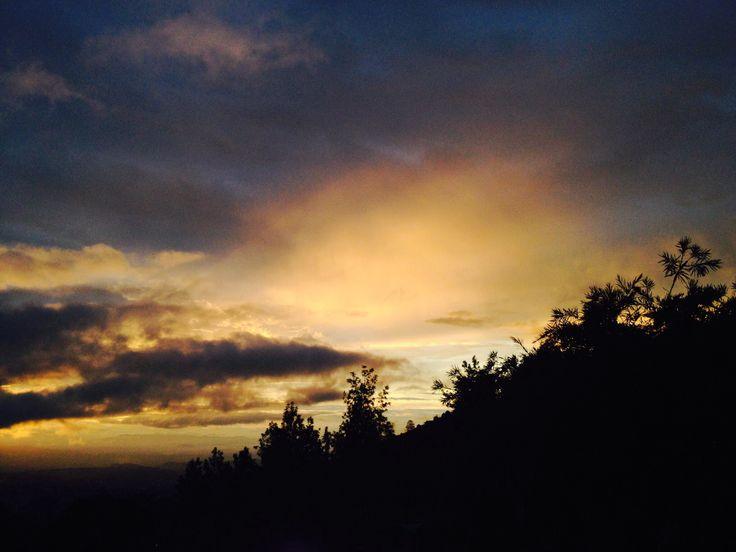 Puncak Pas #sunset