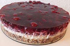 Prinzenrolle - Torte mit Kirschen, ein leckeres Rezept aus der Kategorie Frucht. Bewertungen: 31. Durchschnitt: Ø 4,1.