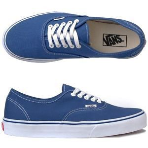 Vans Navy (Authentic)