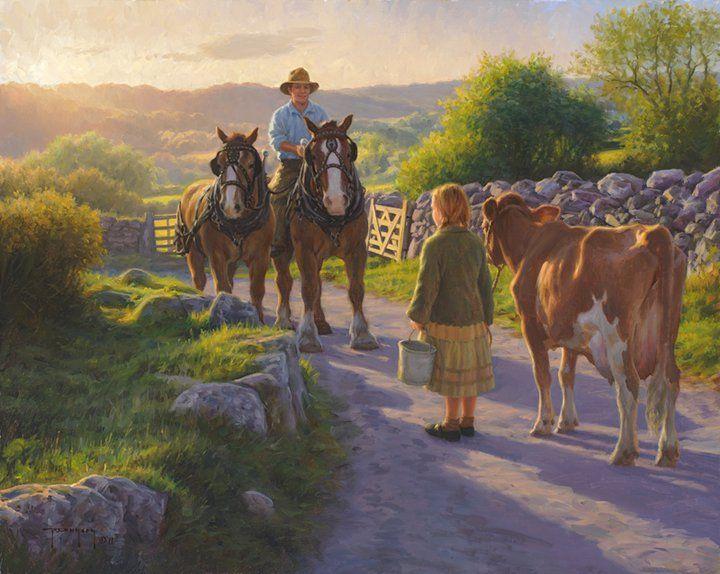 Pin by nelda mcclure on favorite paintings by robert