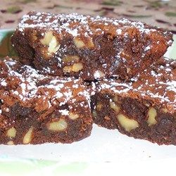 Fudge Walnut Brownies    #MyAllrecipes #AllrecipesAllstars #AllrecipesFaceless