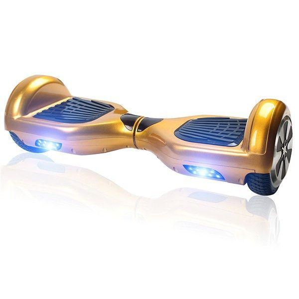 StreetSaw™ Hoverboard v6.5 Beginner (Gold)