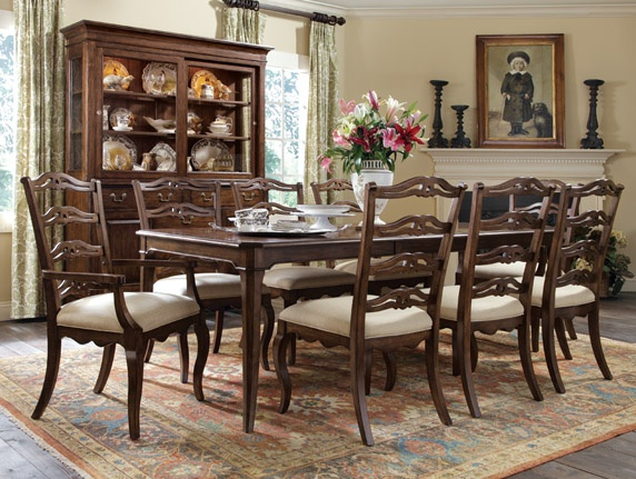 Handcrafted, Solid Walnut Designs Evoke The Timeless Spirit Of  Long Cherished Collectibles While Maintaining. Kincaid FurnitureGarden ...