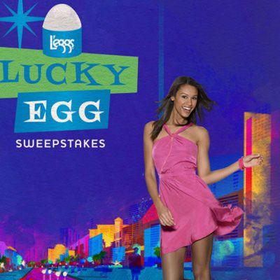 L'eggs: Win a Trip To Las Vegas, 25Grand