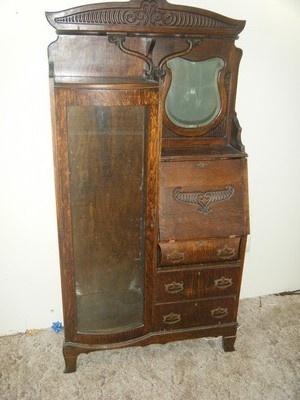 antique secretary desk value Antique Secretary Desk   $600 This guy has some great pieces  antique secretary desk value
