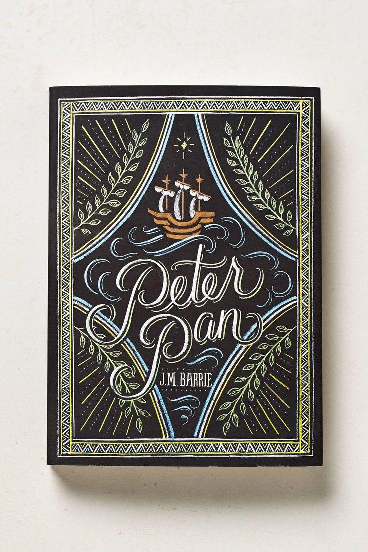 Peter Pan - anthropologie.com