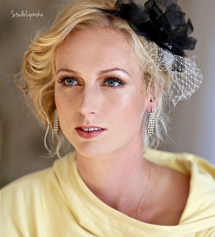 Makijaż ,sesja zdjęciowa , portret Dorota Lipinska