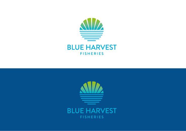 Create a logo for a sustainable seafood shellfish company