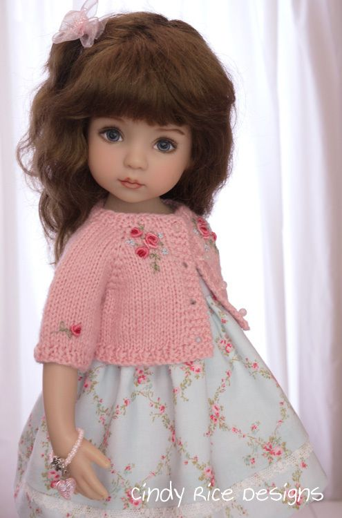 Cindy Rice designs for Little Darlings